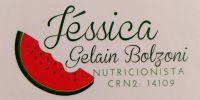 Nutricionista Jéssica Gelain Bolzoni